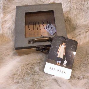 Rae Dunn CHARM jewelry case